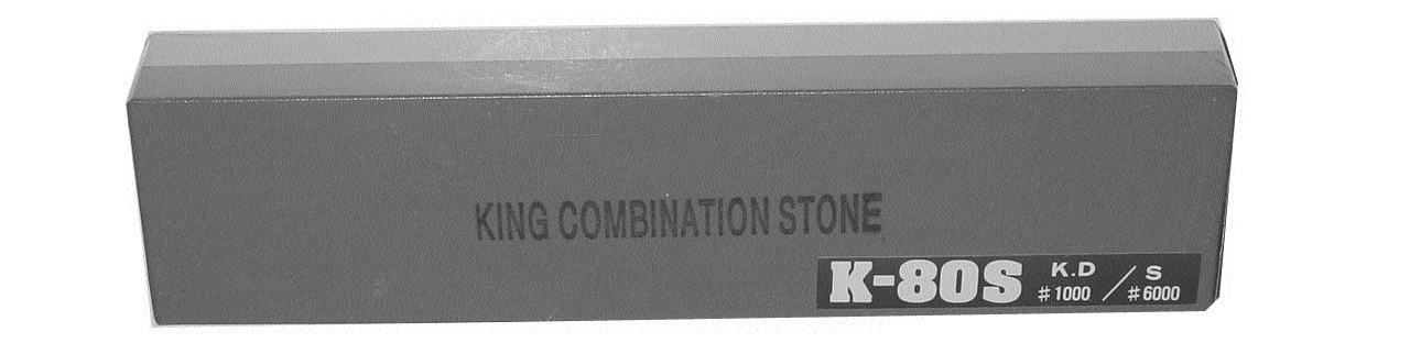 King Deluxe Japanese Waterstone