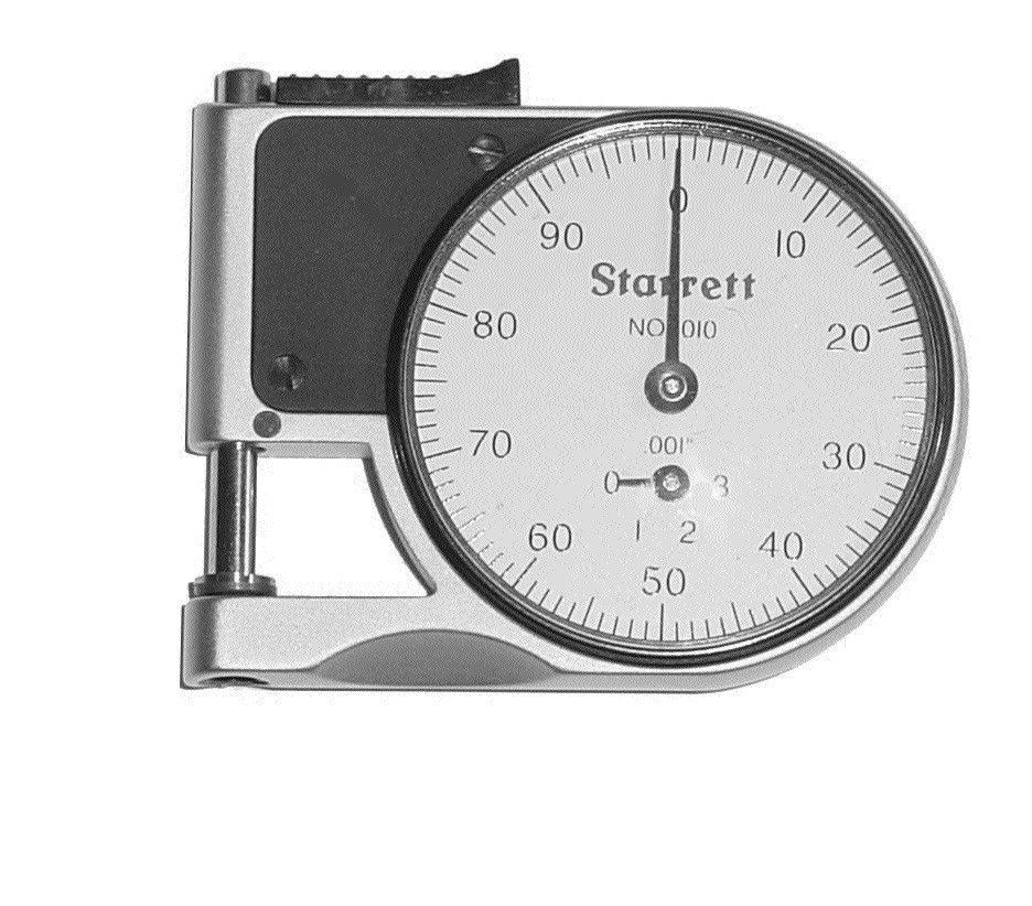 Starrett Pocket Thickness Gauge