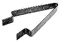 Key Mortise Clamp