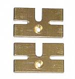 Cheekblock Plates